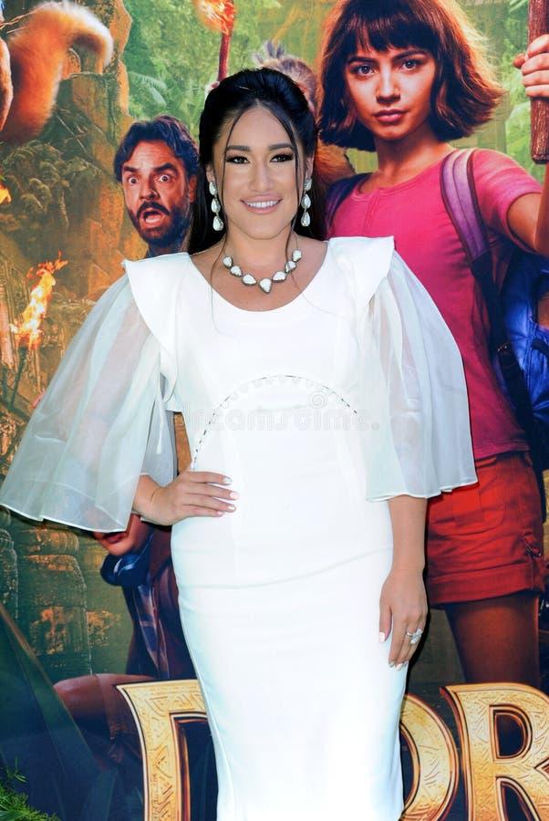 """Orianka Kilcher de Q """" photo stock"""