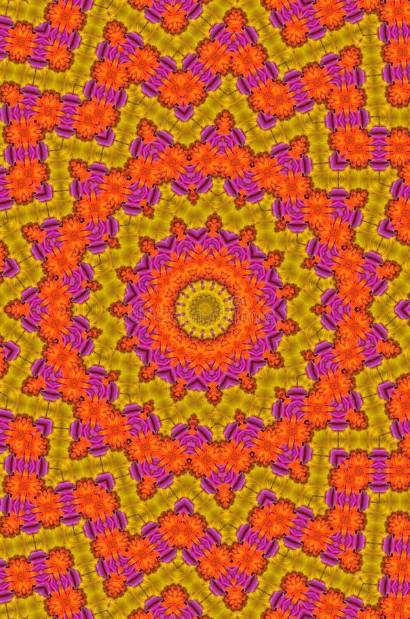 orient dywan ilustracji