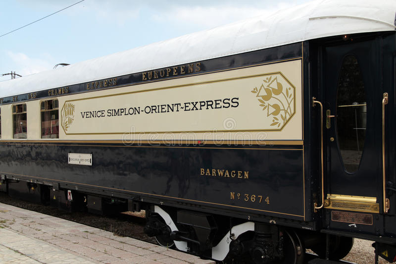 Orient Express royalty free stock photography