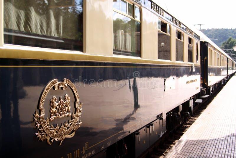 Orient Express royalty free stock photos