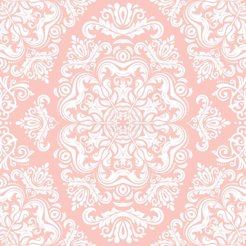 Orient Seamless Background stock illustration