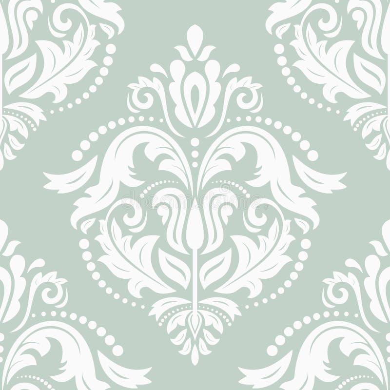 Orient Seamless Vector Pattern. Abstract Backgroun vector illustration