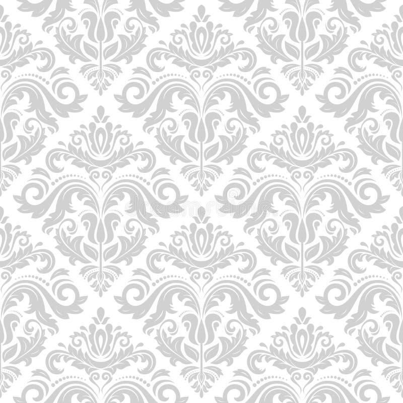 Orient Seamless Vector Pattern. Abstract vector illustration