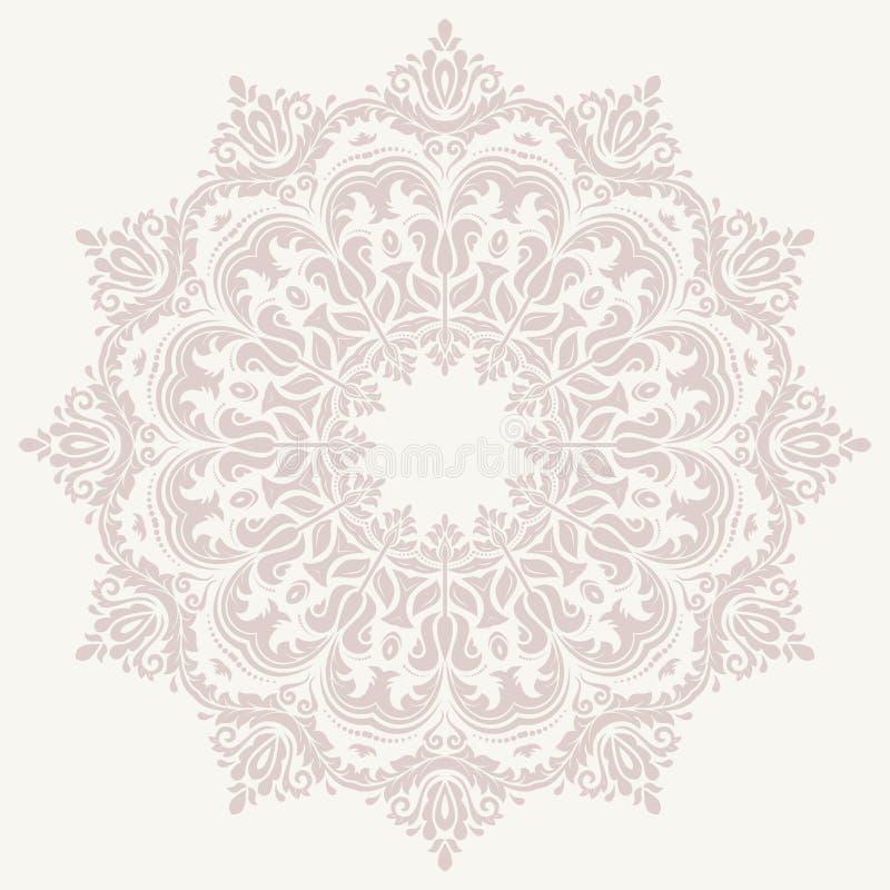 Orient Seamless Vector Pattern. Abstract stock illustration