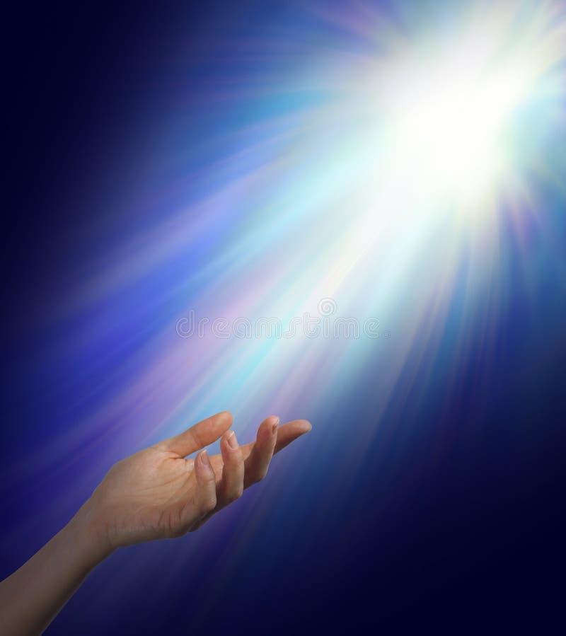 Orientação espiritual procurando fotos de stock royalty free