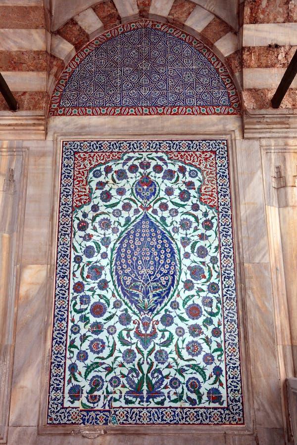Oriental Art stock image
