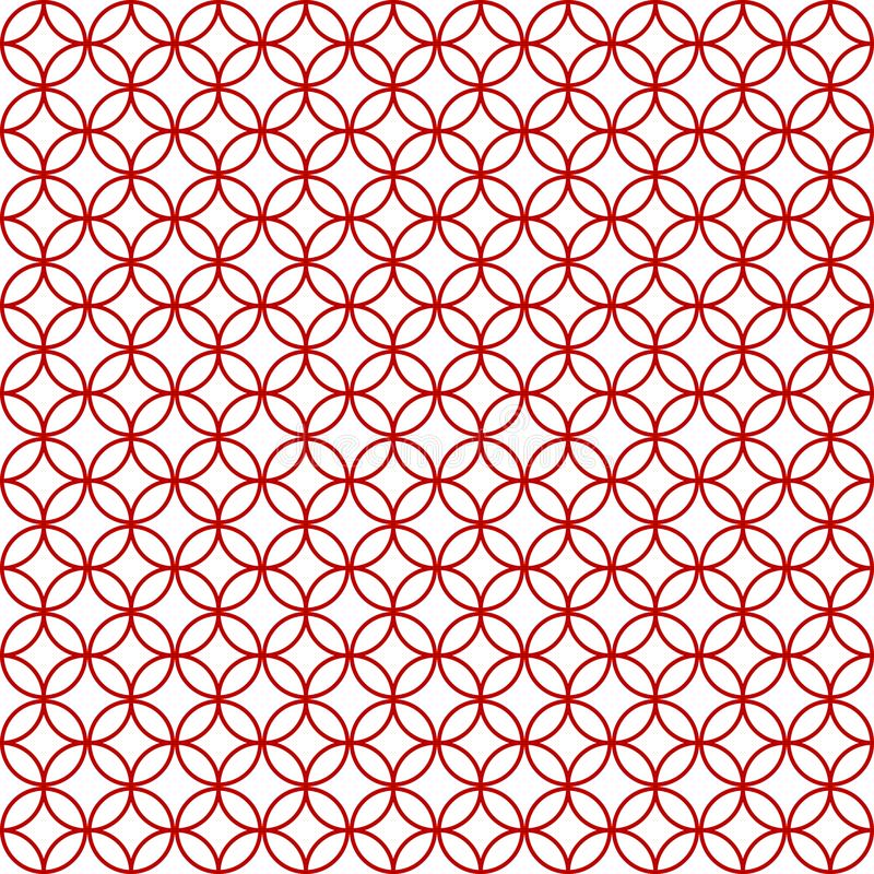 Oriental asian traditional japanese korean chinese patterns decoration elements set,web online concept page background royalty free illustration