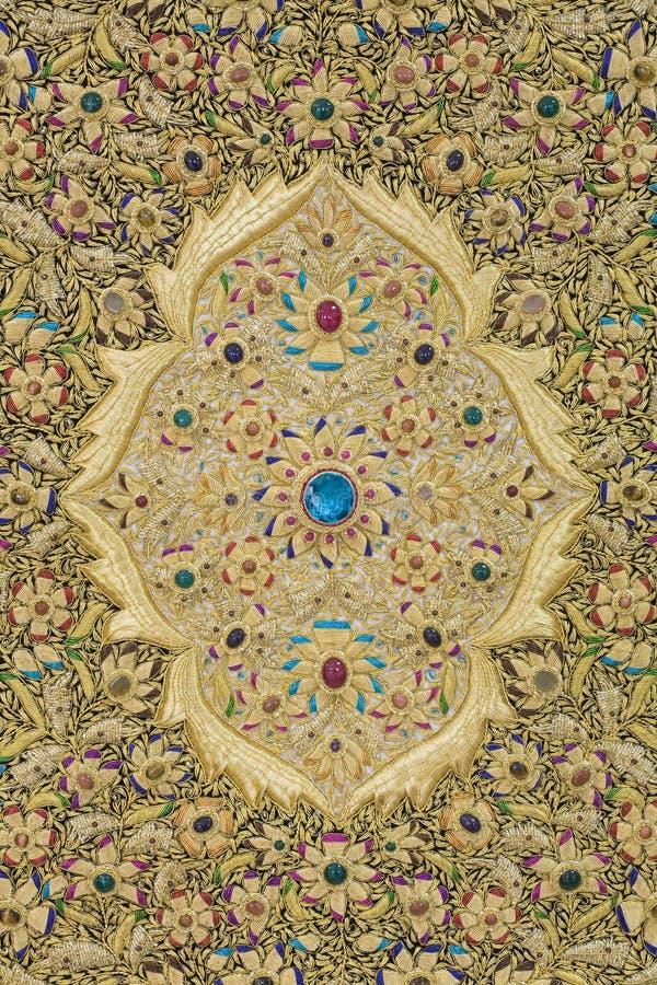 Oriental carpet 1 royalty free stock photo