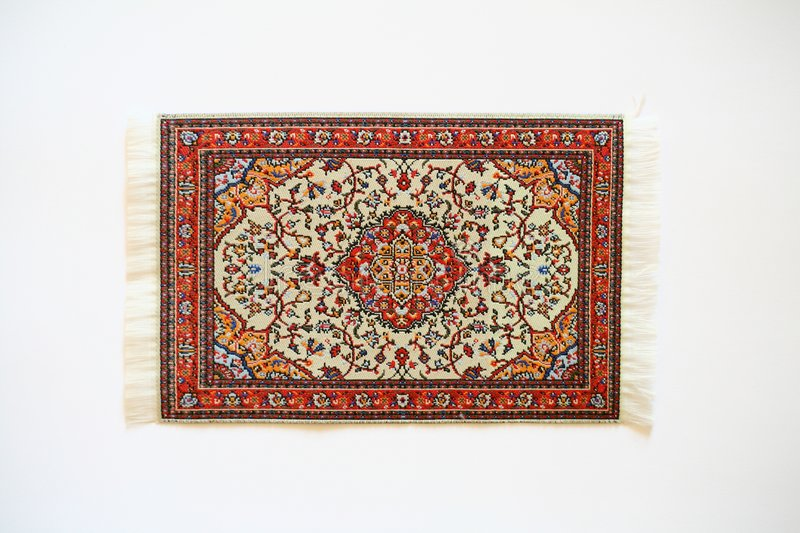 Oriental carpet royalty free stock images