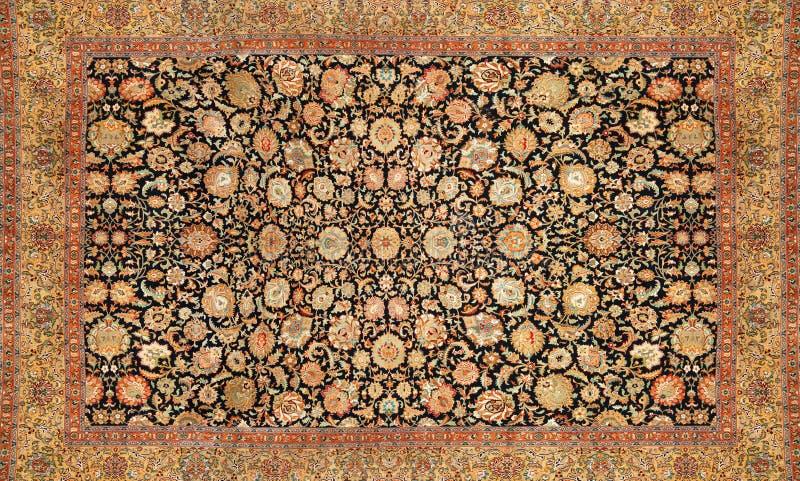 Oriental carpet stock photography