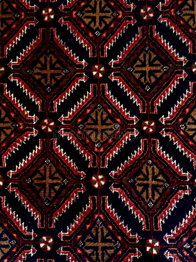 Oriental carpets royalty free stock image