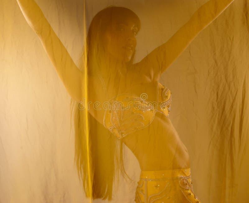 Oriental Dancer Stock Images