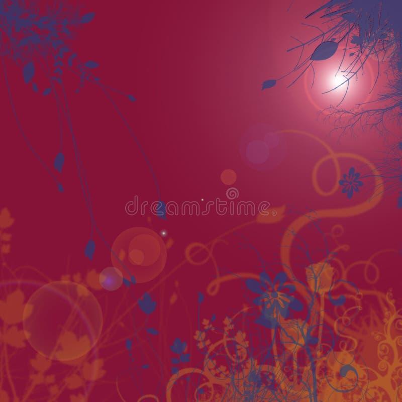 Oriental dream stock image