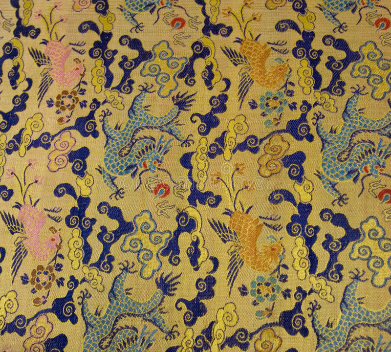 Free Oriental Fabric Royalty Free Stock Photos - 3733198
