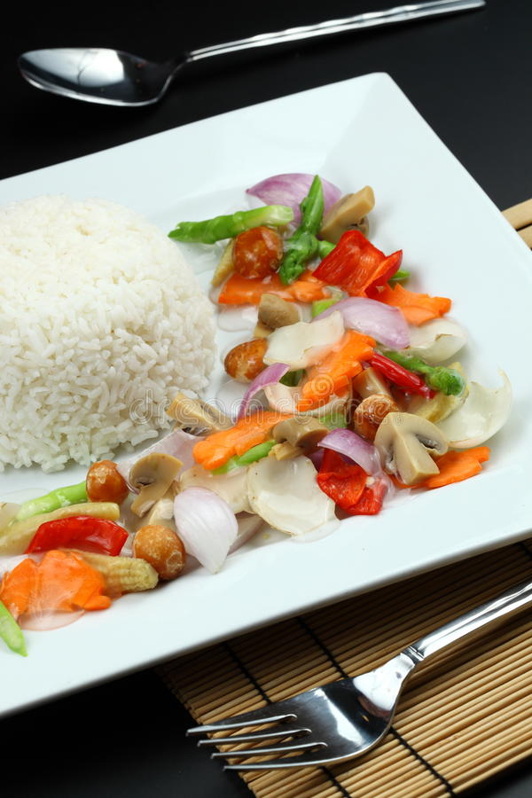 Download Oriental Food Royalty Free Stock Image - Image: 10073586