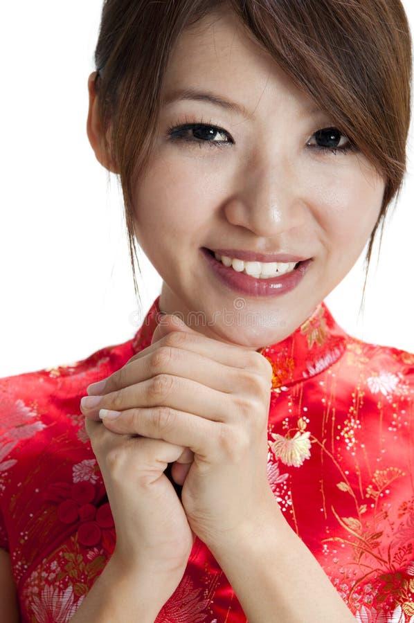Chinese new year stock image