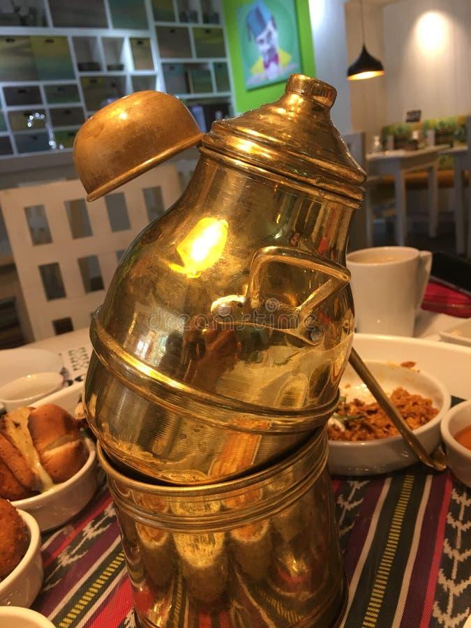 Oriental. Just Oriental breakfast stock photo