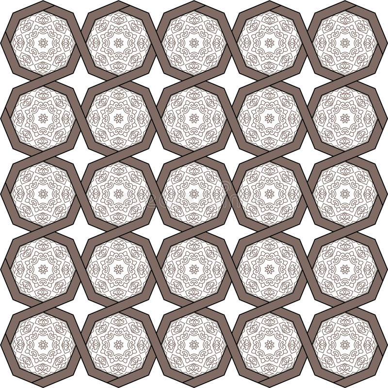 Free Oriental Pattern Royalty Free Stock Image - 14217946