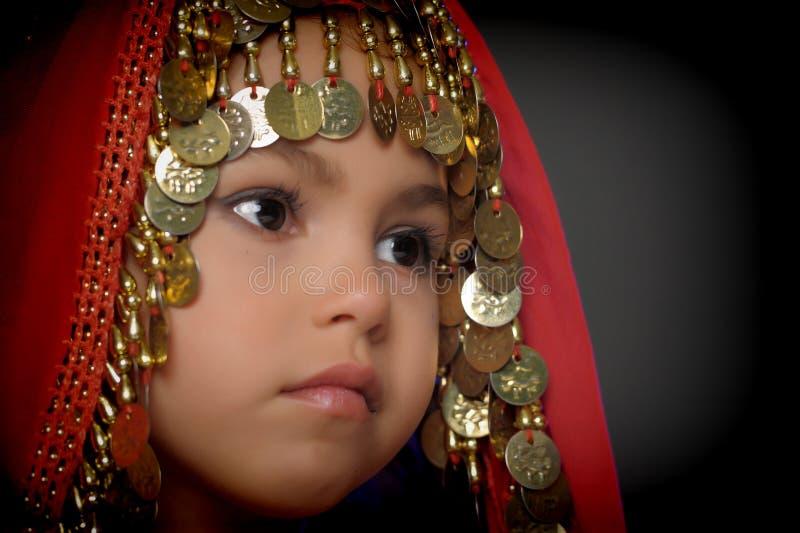 Oriental Princess stock photo