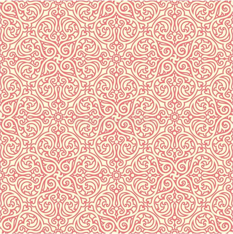 Download Oriental Seamless Pattern stock vector. Image of oriental - 23782400