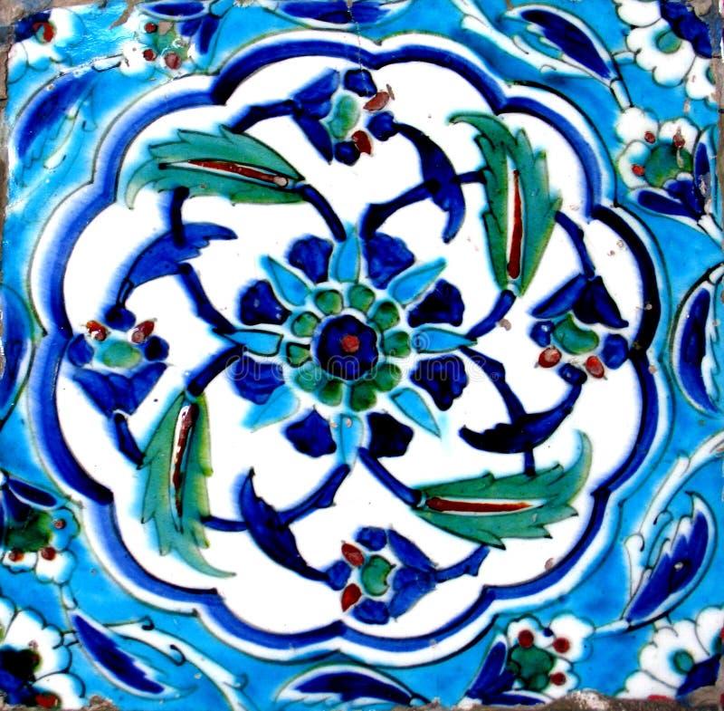 Free Oriental Tiles Royalty Free Stock Photos - 1280618
