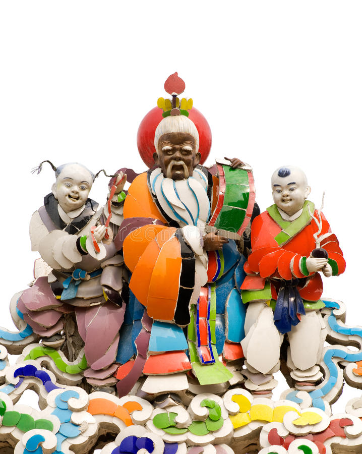 Download Oriental vivid god stock image. Image of children, ancient - 12726039