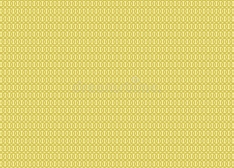 Orientalische dekorative weiche Pastellfarbmuster-Hintergrund-Tapete Techno vektor abbildung