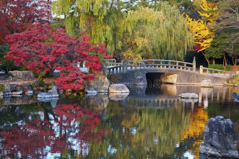 Orientalische Landschaft stockbilder