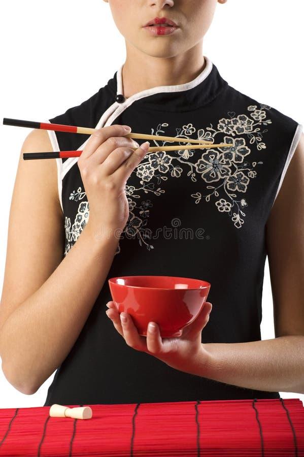 Orientalische Nahrung stockfoto