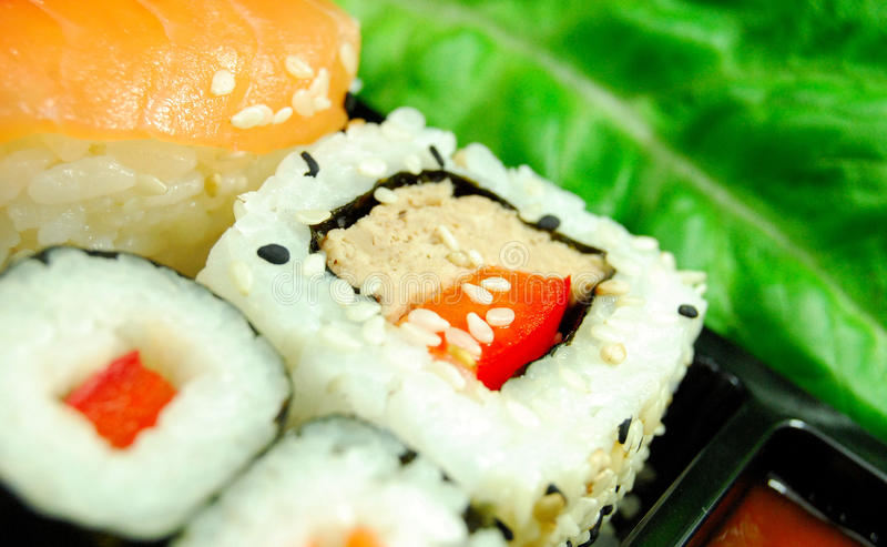 Orientalische Nahrung stockfotografie