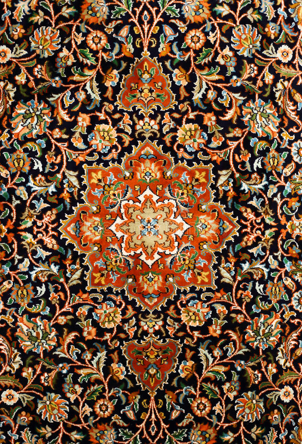 Persischer teppich  Orientalische Persischer Teppich-Beschaffenheit Stockfoto - Bild ...