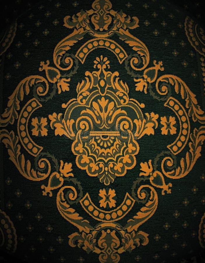 Orientalisches Auslegung-Muster stockfotos