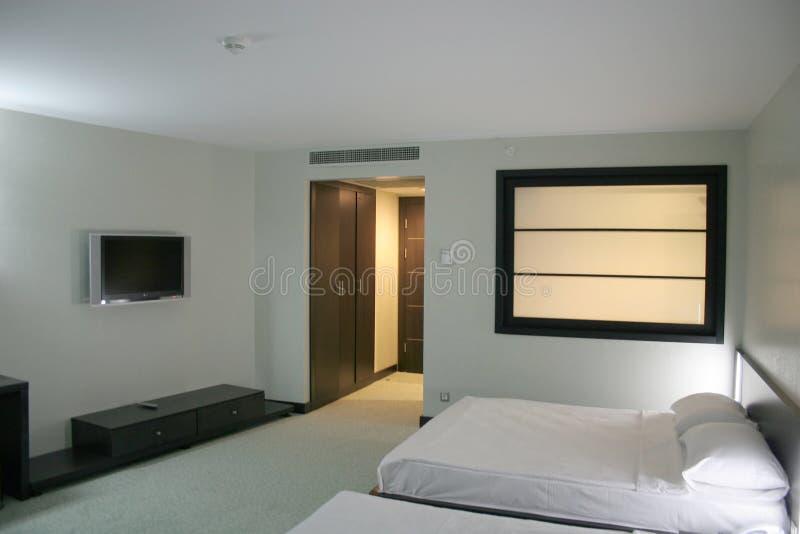 Orientalisches Hotelzimmer lizenzfreies stockbild