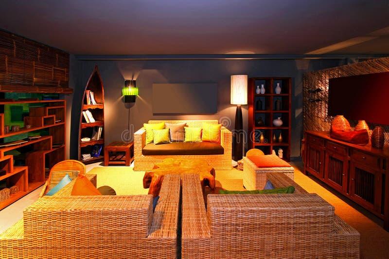 Orientalisches Wohnzimmer Stockbild Bild Von Lampe Raum - Orientalisches wohnzimmer