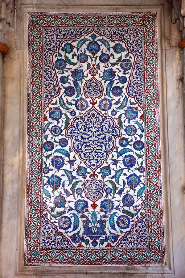 Orientalisk konst arkivfoto
