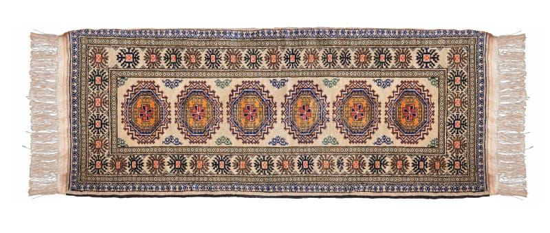 orientalisk matta arkivfoto