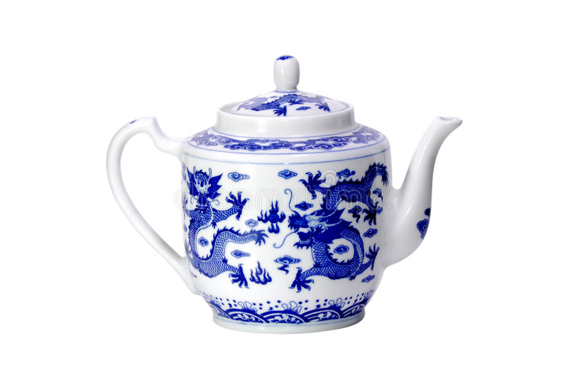orientalisk tea royaltyfri fotografi