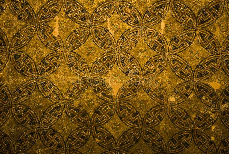 Orientaliskt dekorativt mosaiktema royaltyfri bild