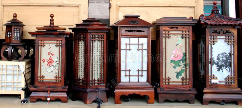 orientalne świateł obrazy stock