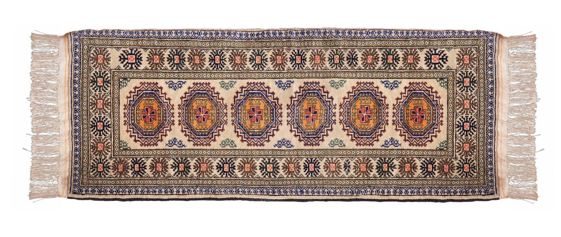 orientalny dywan zdjęcie stock