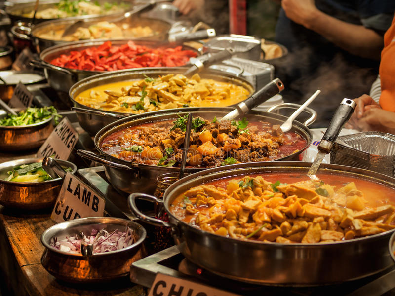 Orientalny jedzenie