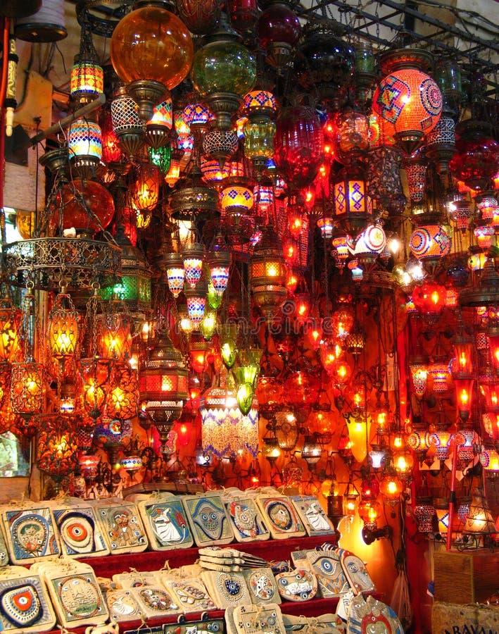 orientalny rynku zdjęcie royalty free