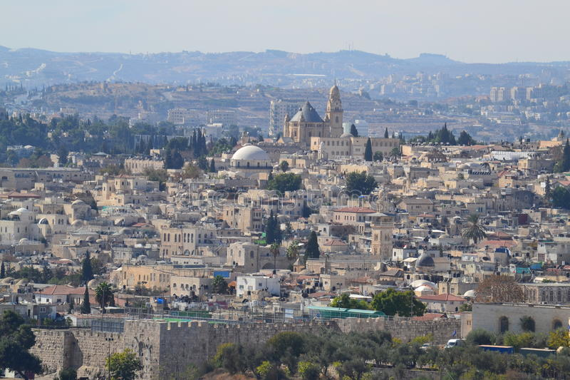 Oriente Medio, Palestina, Jerusalén, Israel, la santo imagen de archivo