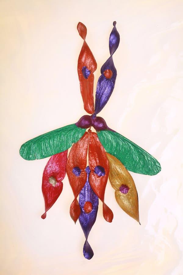 orientering målat frö arkivbilder