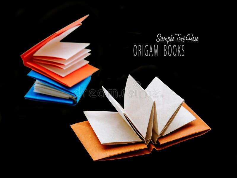 Origami法院记录 免版税库存照片