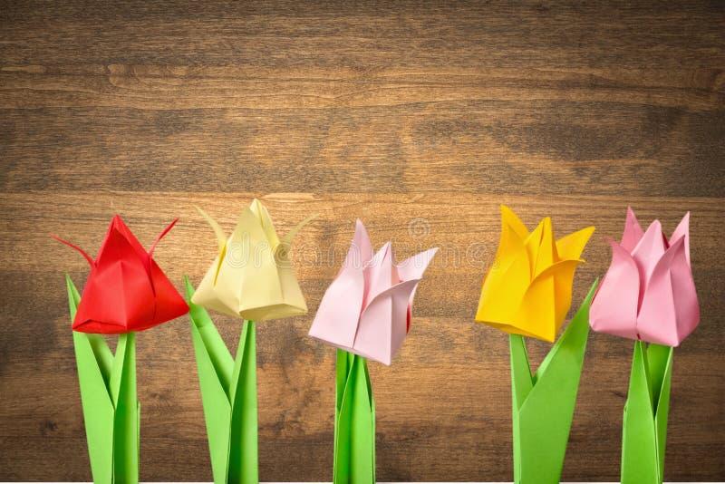 origami arkivfoto
