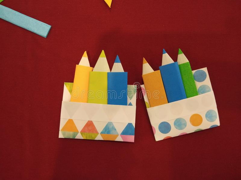 Origami стоковые фото