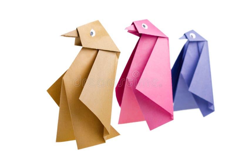 Origami photographie stock libre de droits