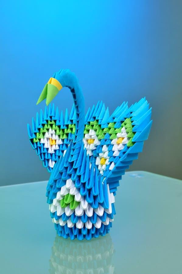 Origami. royalty-vrije stock fotografie