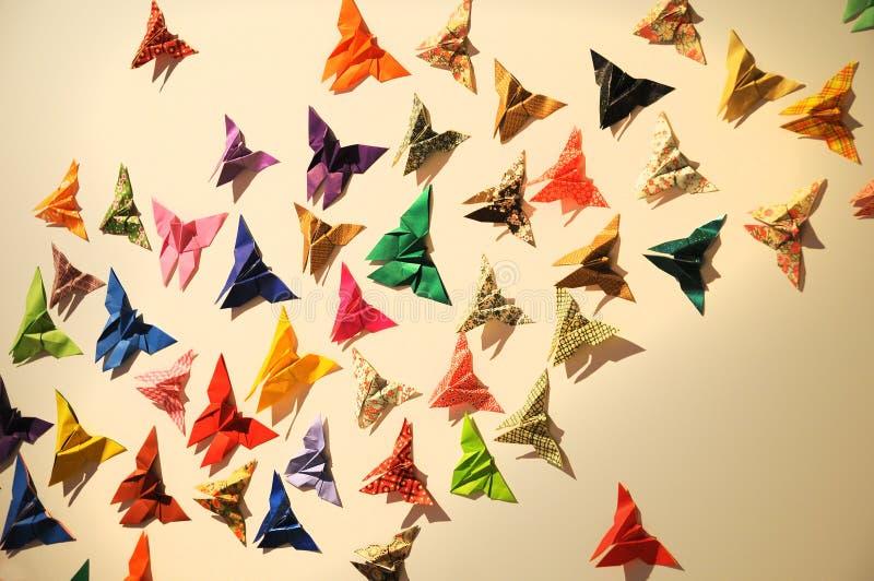 Origami ilustração do vetor